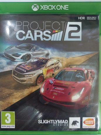 Project Cars 2 Xbox One Używana Kraków