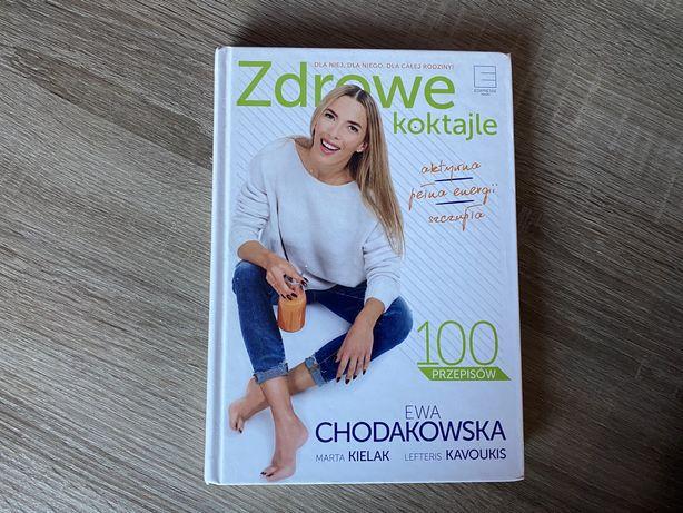 Ewa Chodakowska Zdrowe koktajle 100 przepisów