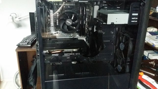 Komputer r5 2 600 Gtx 1660 ti 8 gb ram