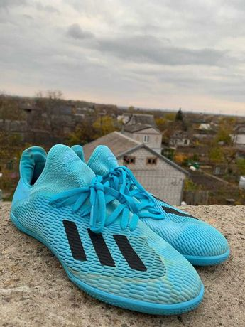 Футзалки Adidas X 19.3 Оригинал р(38)