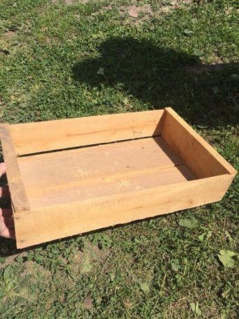 Ящик деревянный дерев яний.