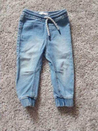 Spodnie Reserved KappAhl 86 spodnie
