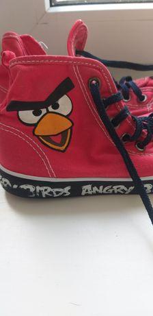 Кеды Angry Birds (пересылка моя)!