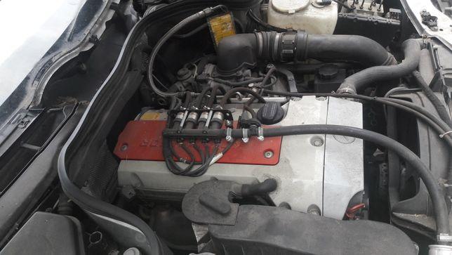 2.0 kompresor  Silnik kompletny ze skrzynią