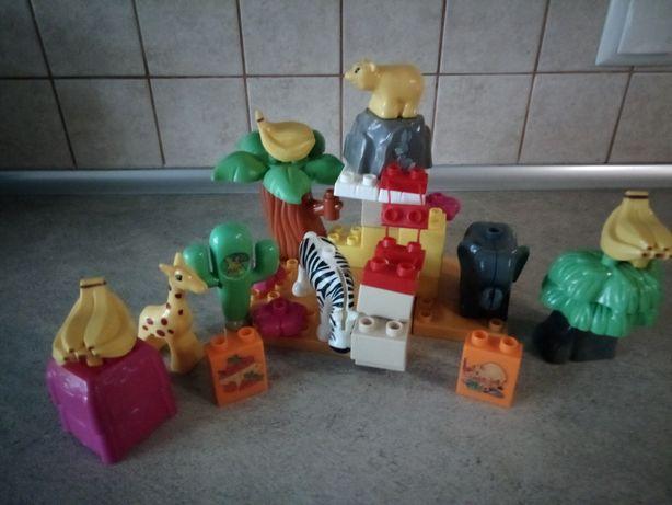 Конструктор зоопарк Lego JDLT
