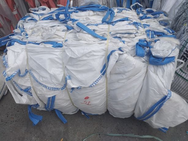 Worki Big Bag Wytrzymałe ! idealne na zboże i inne 90/90/220 cm