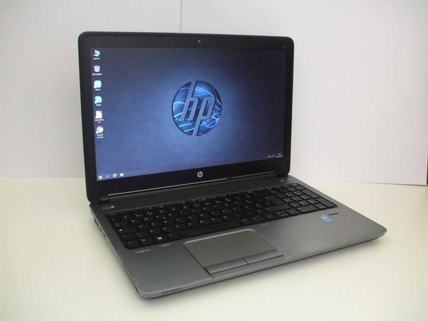 HP Probook 650 G1 -- Intel Core i5 / 16Gb / SSD 240Gb / Bateria Nova