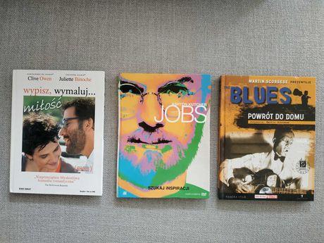 Filmy DVD Jobs Wypisz, wymaluj miłość, blues powrót do domu