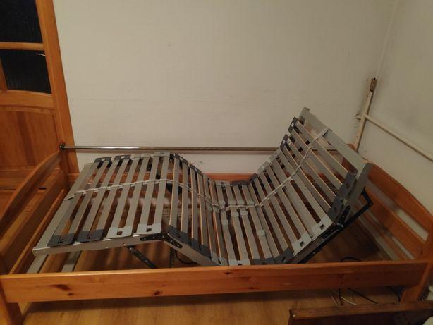 Łóżko rehabilitacyjne ortopedyczne dla chorego elektryczne