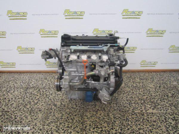 Motor Com Injeção Completa Honda Jazz Shuttle (Gg8, Gg7, Gp2)
