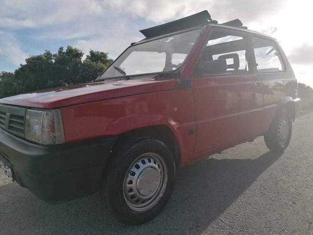 Fiat panda cabrio 85 mil kms
