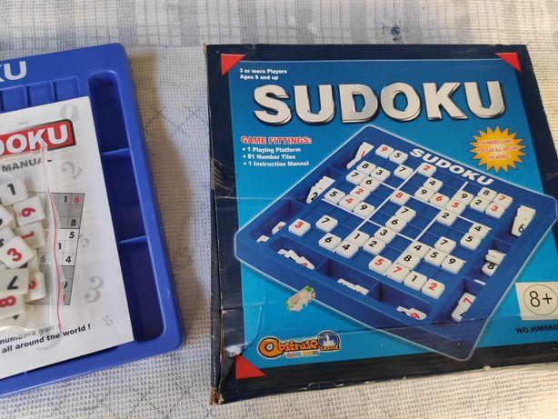 Jogo de tabuleiro SUDOKU