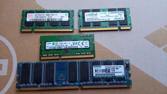 Оперативная память 1Gb/DDR2 НОУТ