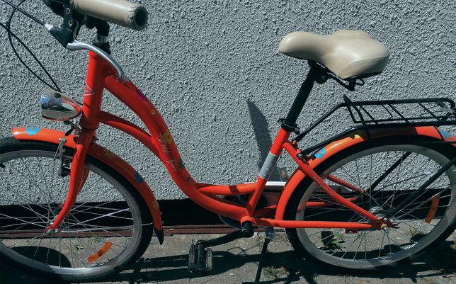 Rower miejski koła 24
