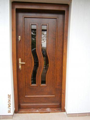 Solidne drzwi zewnetrzne / dom / kamienica CALA POLSKA