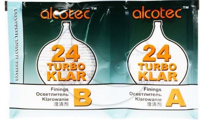Turbo Klar alcotec , bimber. Wino .zacier,turbo drożdże, fermentacja