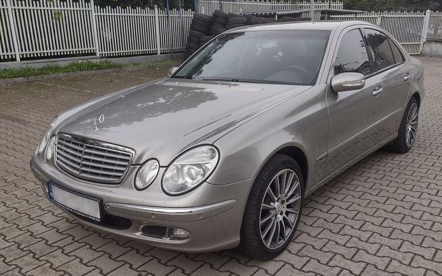 Wynajem Mercedes E klasa wypożyczę wypożyczalnia najem