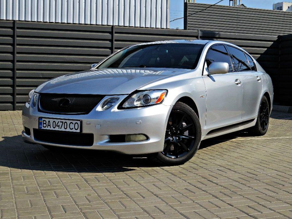 Продам Lexus GS300. Официальный !!! Отличное состояние! Черкассы - изображение 1