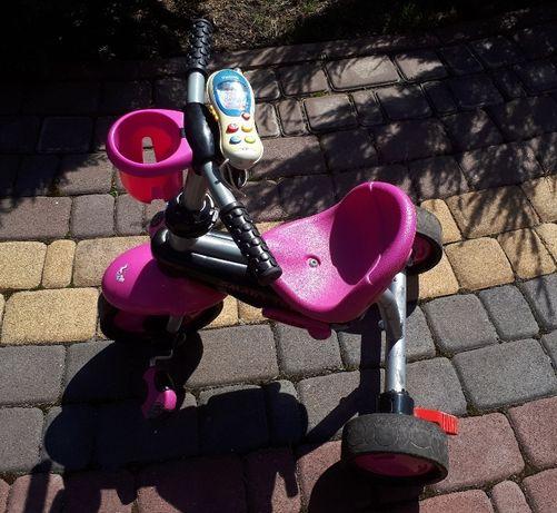 Дитяча коляска велосипед трансформер з 10 місяців до 3 років