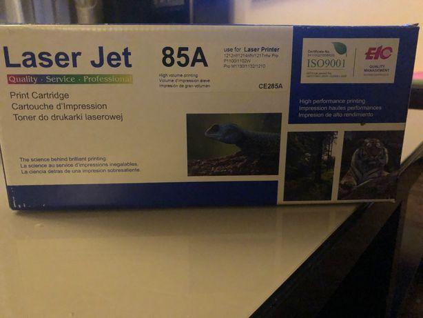 Oryginalny toner Laser Jet 85A