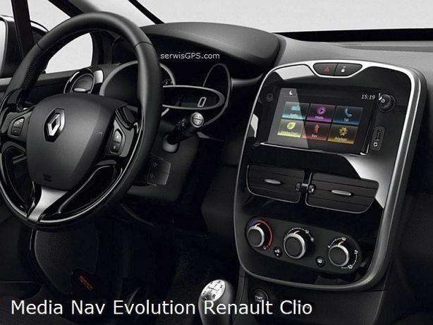 Media Nav Evolution USB Aktualizacja Mapa 2021 Dacia Renault Opel