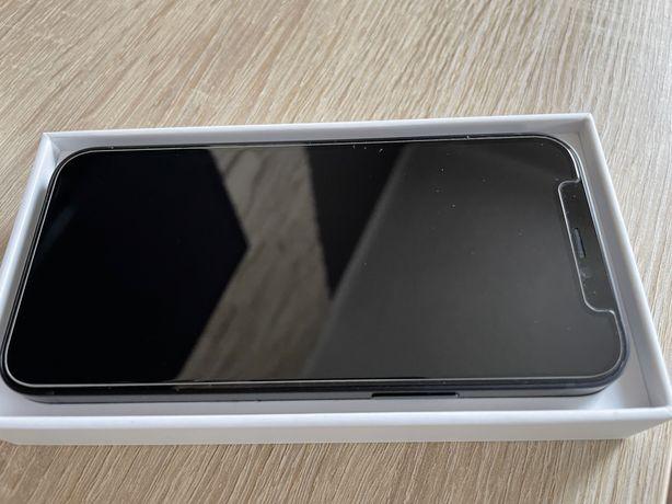 Apple iPhone black czarny  12 mini 64 GB +szkło gwarancja!