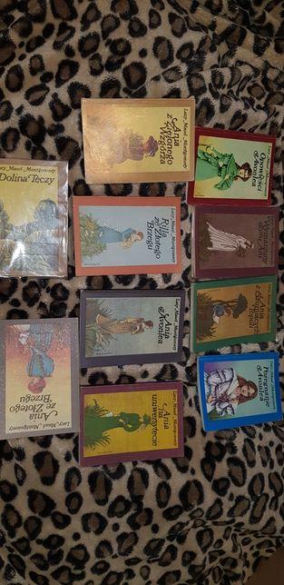 Cykl książek o Ani z zielonego wzgórza