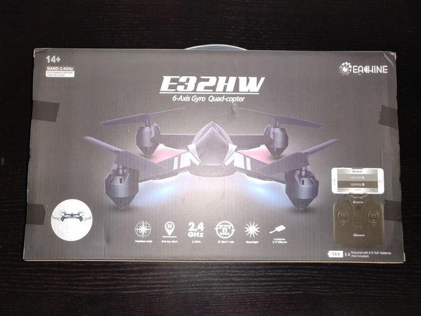 Drone E32HW - Novo, Selado