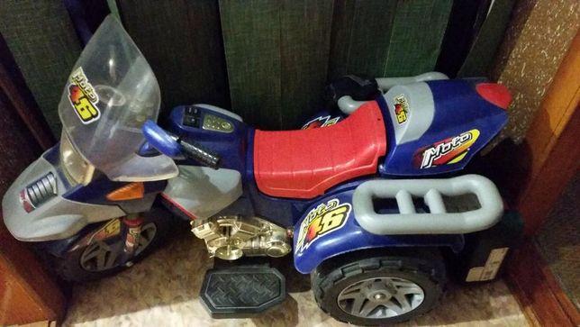Продам детский мотоцикл с 3х лет