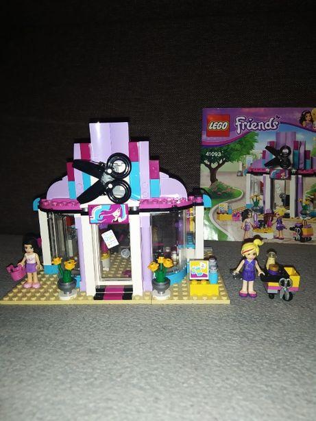Klocki LEGO Friends Salon fryzjerski w Heartlake 41093