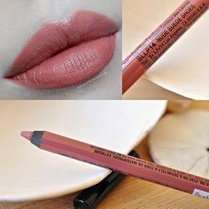 Продам стойкий нюдовый карандаш для губ NYX SLLP14