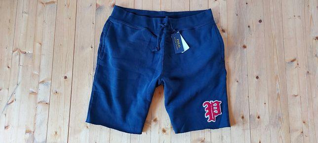 Spodnie spodenki dresowe szorty Polo Ralph Lauren S M