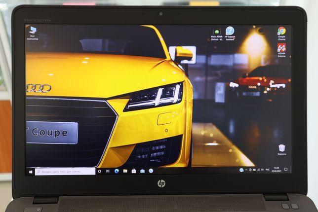 Ультратонкий профессиональный дизайнерский ноутбук HP Zbook