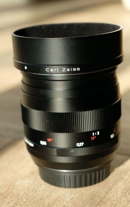 Carl Zeiss Macro-Planar 50mm для Canon Ідеальний стан Львов - изображение 1
