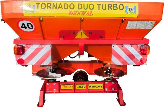 Rozsiewacz Nawozów Tornado 850L/1200kg TRANSPORT