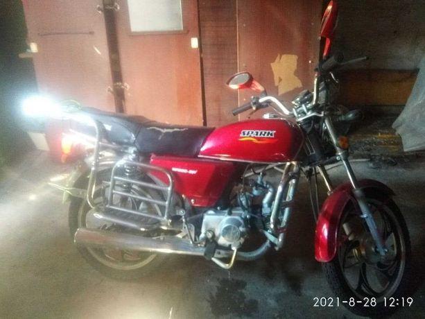 Мотоцикл Spark SP110C-2W