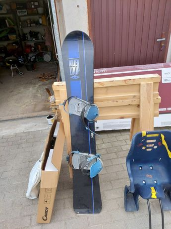 Deska snowboardowa, snowboard 157 cm