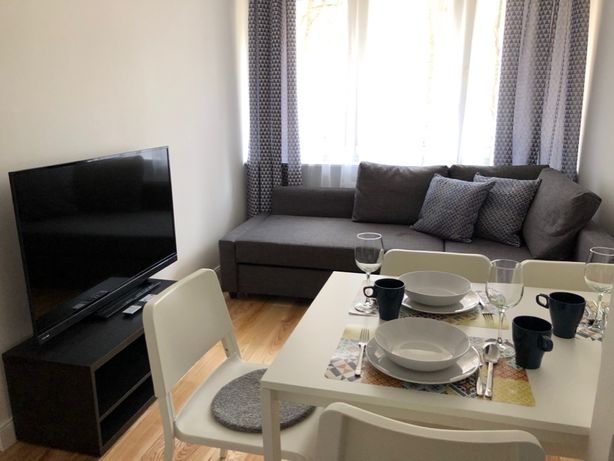 Przytulny apartament przy Pałacu Branickich (Możliwość kwarantanny)