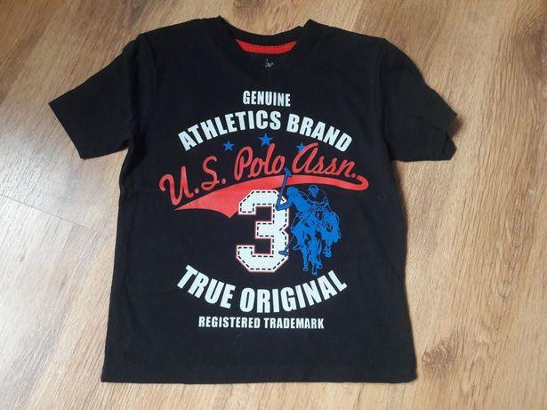 Koszulka chłopięca firmy Polo rozmiar 122