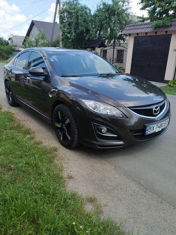 Mazda 6 2011 року
