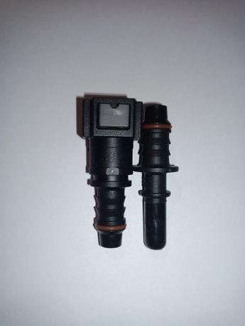 Штуцер топливный быстросъем быстросъемное соединение трубка