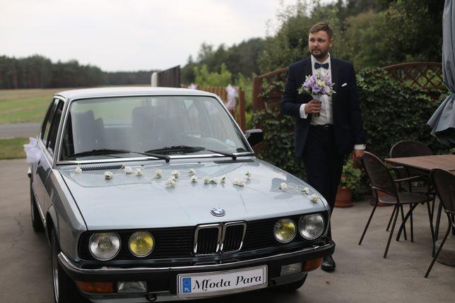 Auto do Ślubu Bmw e28