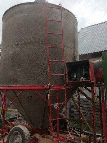 Suszarnia do kukurydzy przewoźna Moridge 9T