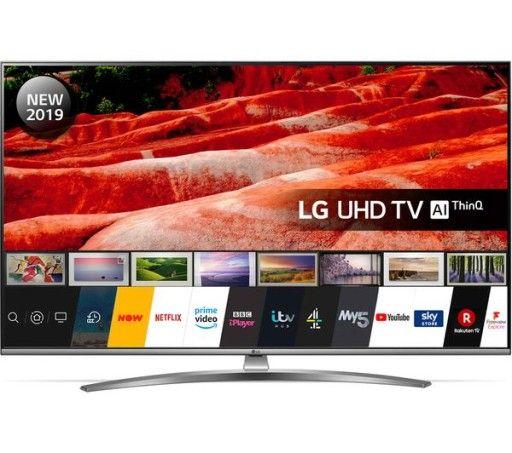Telewizor LG 65'' UM7610 4KUltra HD SmartTV Netflix,YouTube,HDR Sosnowiec - image 1