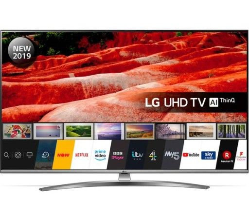 Telewizor LG 65'' UM7610 4KUltra HD SmartTV Netflix,YouTube,HDR
