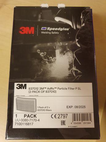 3M 837010 filtr przeciw pyłowy P(SL) do systemu Adflo