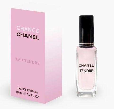 Женский мини-парфюм Chanel Chance Eau Tendre 50 мл