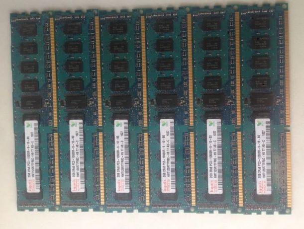 Память HYNIX 12GB (6X2GB) 1333MHZ PC3-10600 ECC DDR3