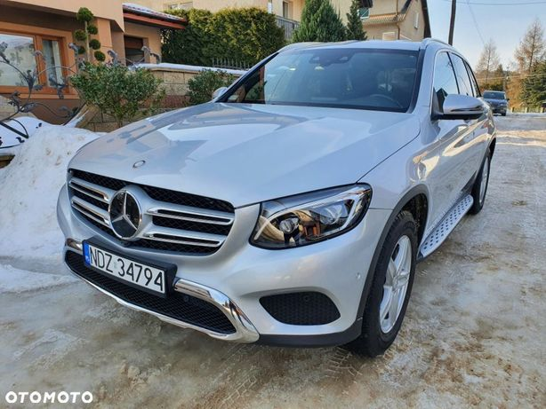 Mercedes-Benz GLC 250 d 4 Matic