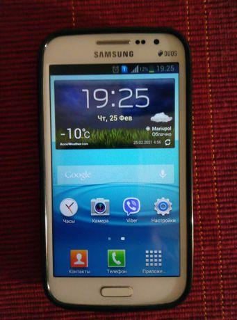Samsung Galaxy Win I8552 в рабочем состоянии